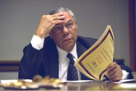Colin Luther Powell, la colomba mite che volava coi falchi