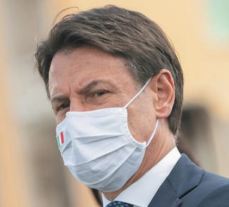 La strategia di Conte soggetto smarrito