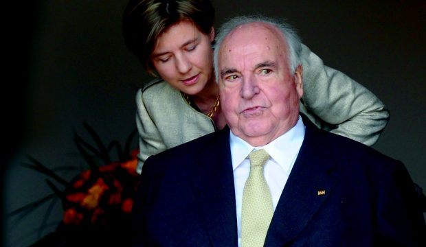 Lutto in Germania, è morto Helmut Kohl