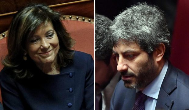 Accordo centrodestra m5s casellati presidente del senato for Presidente movimento 5 stelle